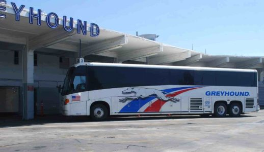 Passenger stops Utah Greyhound bus after driver passes out