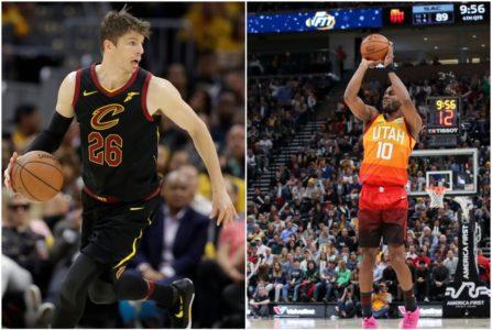 Cavaliers trade Kyle Korver to Jazz for picks, Burks