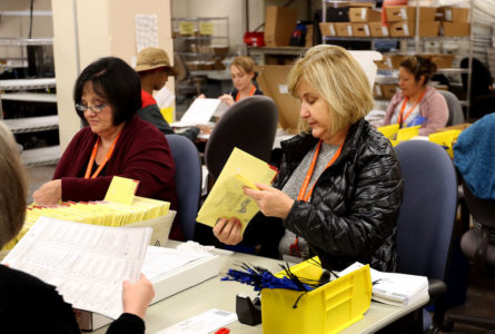 Judge throws out suit over Salt Lake County mail-in ballots