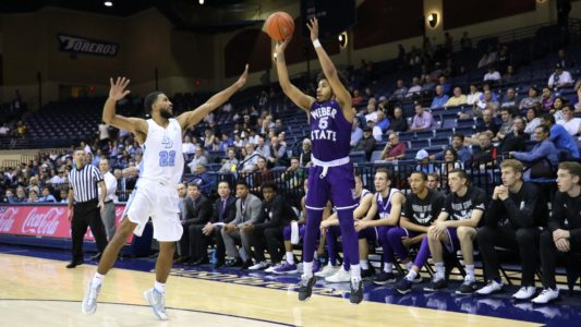San Diego downs Weber State 83-66 in coach Scholl's debut