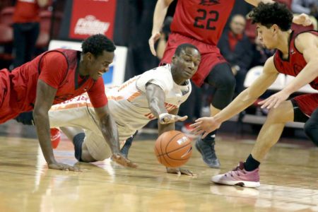 UNLV holds off Southern Utah 76-71 for 4th straight win