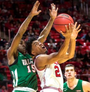 Utah pulls away from Mississippi Valley State for 98-63 win