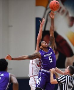 Northwestern notches big win over Utah