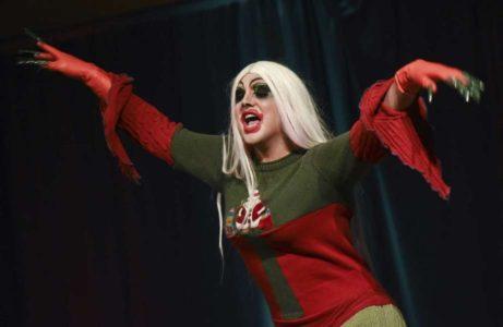 1st drag show at Utah State University draws large crowd