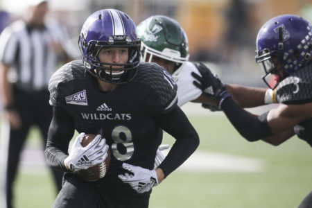 Tuttle, Constantine lift Weber State to 26-14 win