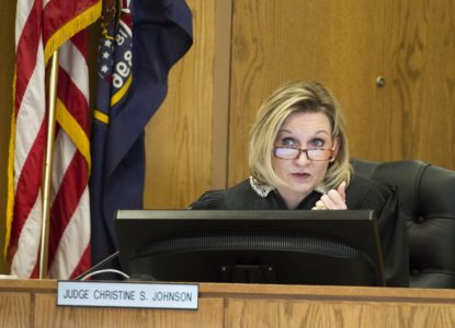 Man charged with murder wants judge disqualified from case
