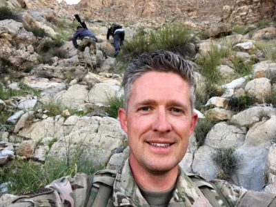 Remains of mayor killed in Afghanistan returned to Utah