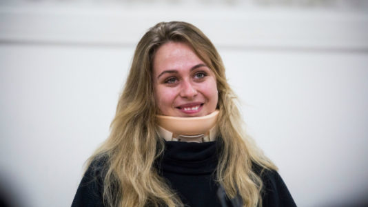 Sophia Floersch, after terrible crash, looks forward to next F3 season