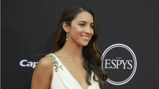 How Aly Raisman defines 'being strong' since becoming advocate for sexual abuse survivors