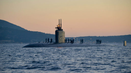 US Navy: Three nuclear-powered attack submarines 'not certified to dive today'