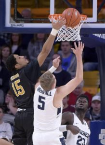 Merrill with 16 points, Utah State buries Alabama St. 86-48