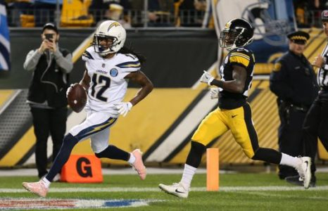 Rivers rallies Chargers past Steelers 33-30