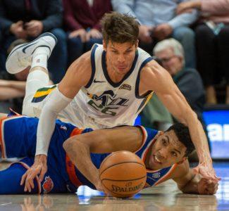 Gobert leads Jazz past Knicks 129-97