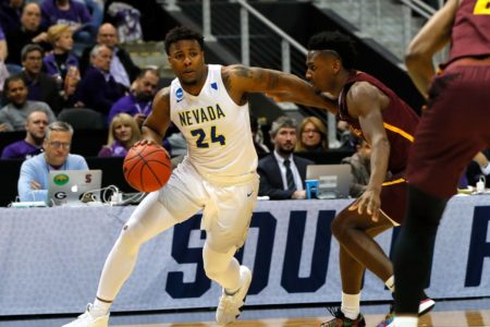 Nevada's Caroline MWC player of week for 2nd week in row