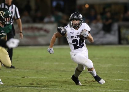 Weber State's Josh Davis Named As National Freshman of the Year