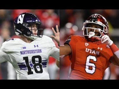 Beat-up No. 20 Utes face Northwestern in Holiday Bowl