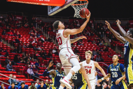 Barefield scores 15 to lead Utah past N. Arizona 76-62