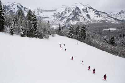Snowpack levels in Utah much better so far than last year