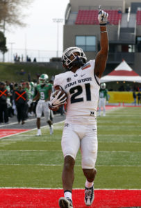 Utah State Routs North Texas 52-13 In New Mexico Bowl