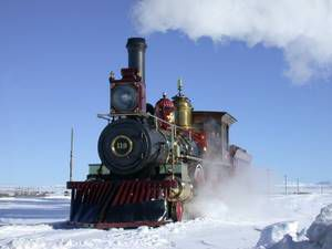 Old-West train festival in Utah cancelled due to shutdown