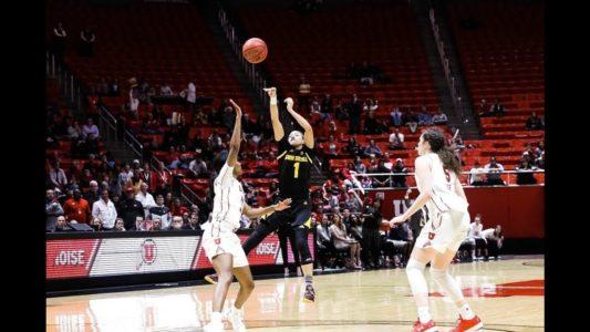 Richardson's buzzer-beater gives No. 22 ASU women win
