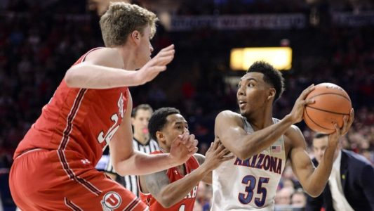 Randolph, Jeter lead Arizona to OT win over Utah