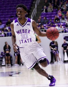 Weber State's Jerrick Harding Earns Third Big Sky Player of the Week Honor Of Season