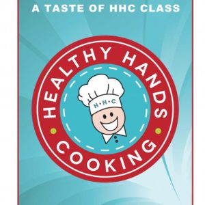 The Kinder Cooks To Do A Demo At Heber City Elementary School