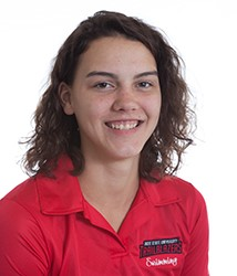 Phebe James Helps Dixie State Swimming Achieve Highly In Classroom