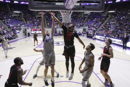 Adams' double-double helps S. Utah beat Weber St. 90-82, OT