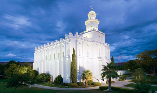 Nov. 4 closing date set for temple renovation in St. George