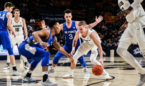 Utah State beats Air Force 79-62