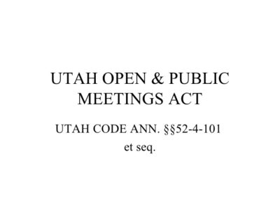 Proposed bill adds justification for closing public meetings