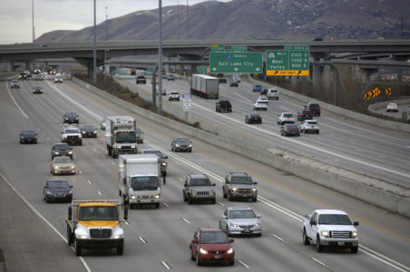 Roadway deaths drop in Utah for 2nd-straight year