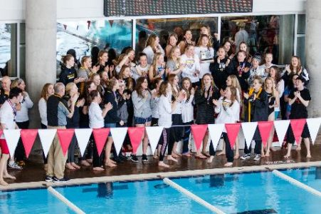 Wasatch High Girls and Boys Swimmers Each Take Region 8 Titles