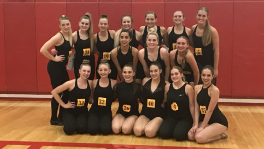 Wasatch High Waspettes Place Third In Region 8 Drill Team Championship Event