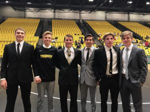 Wasatch High Wrestling In 1st Place After Day 1 At State