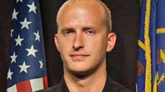 Utah police officer killed; suspect hospitalized