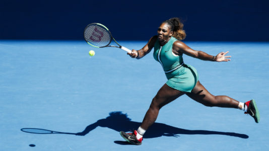 Australian Open: Serena Williams ousted by Karolina Pliskova in quarterfinals