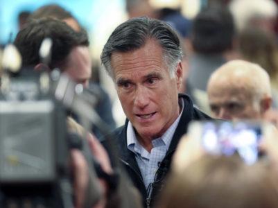 Lee & Romney Just Disagree on Public Lands Bill