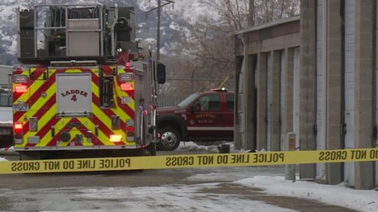 1 dead, 1 critically hurt after storage unit fire in Utah