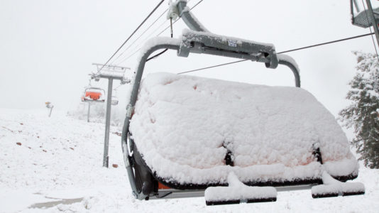 8-year-old girl injured after falling from Utah chairlift