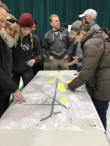 Heber Valley Parkway Gets Attention of Local Citizens at Open House.