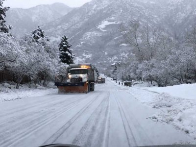 Snow, ice cause disruptions in many Western states