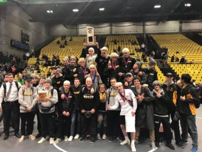 Wasatch High Wins Its 22nd All-Time Wrestling Title