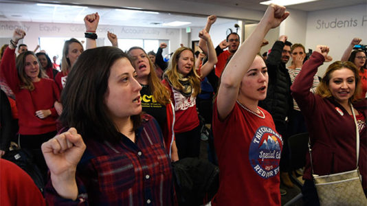 Denver Public Schools teachers set to strike Monday for the first time in 25 years