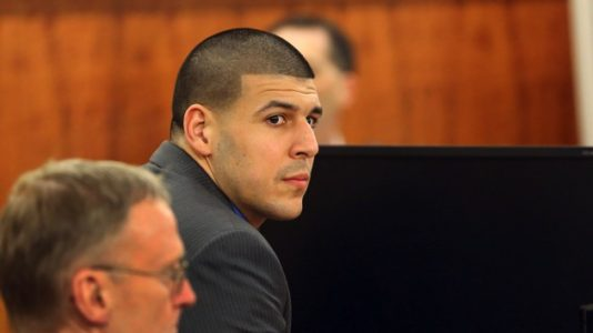 Former Patriots star Aaron Hernandez's first-degree murder conviction to be reinstated, court rules