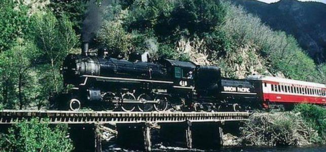Heber Valley Railroad Upgrade