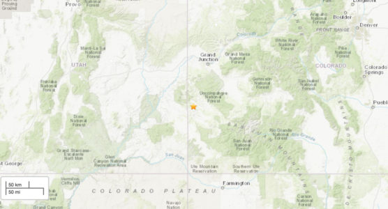 Colorado-Utah quake studied for link to deep injection well