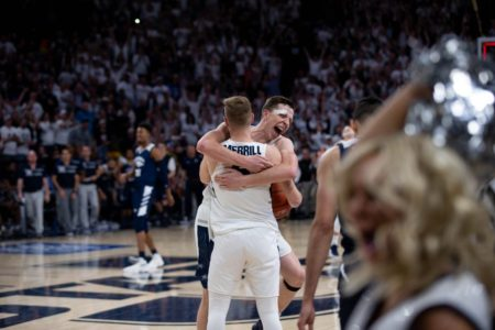Utah State beats No. 12 Nevada to take Mountain West lead